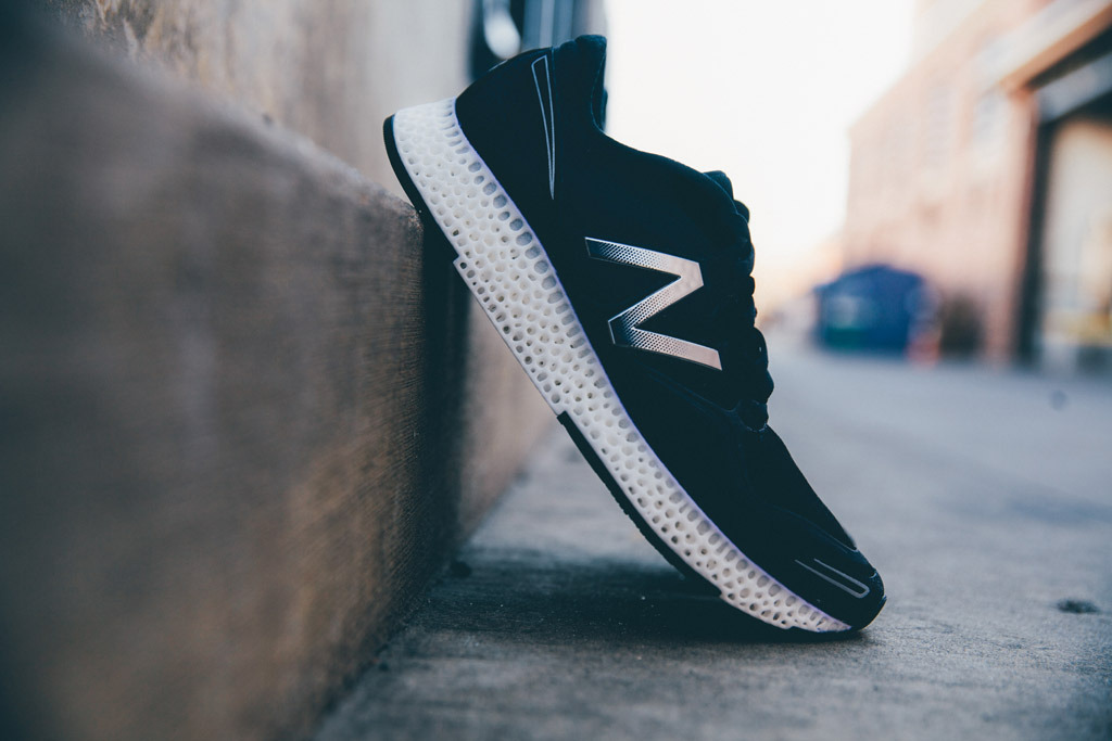 Giày New Balance in 3D