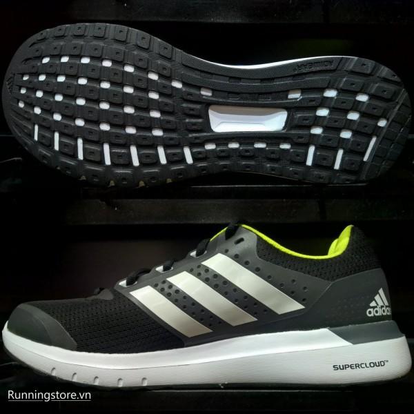 Core Adidas White Af6668 Dark Grey Black 7 Ftwr Duramo RqqAUE