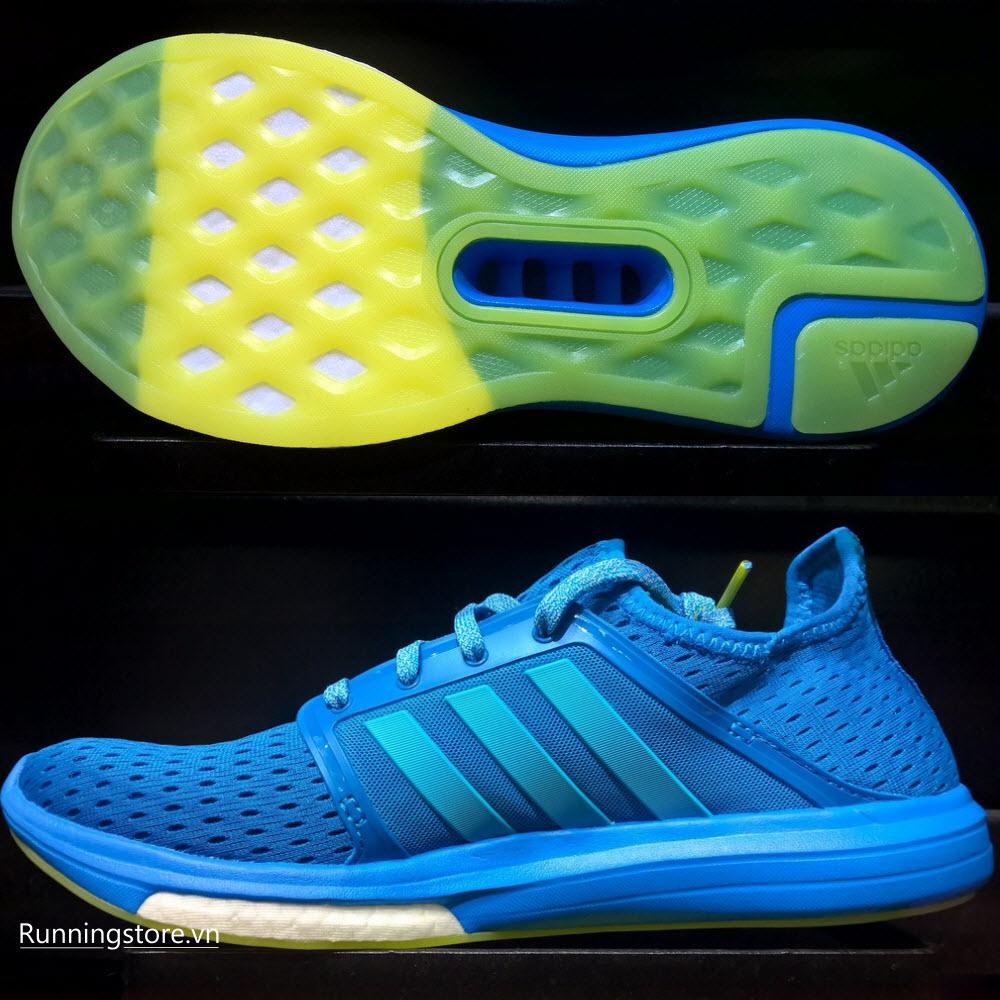 Adidas CC Sonic Boost- Solar Blue/ Footwear White B44075