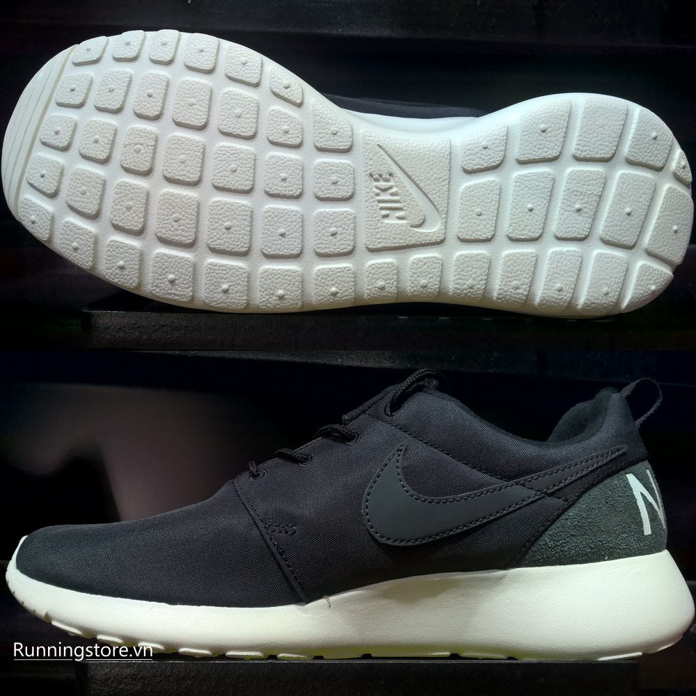 Nike Roshe One Retro- Black/ Anthracite/ Sail 819881-001