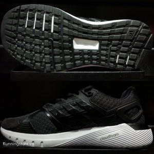 Adidas Duramo 8 Women- Black/ White BB4666