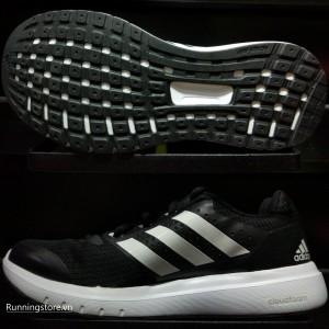 Adidas Duramo 7 Women- Black/ White AQ6499