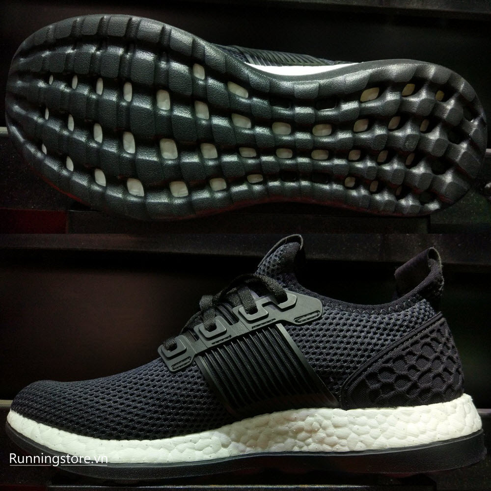 Adidas Pureboost ZG- Core Black/ White BB3913