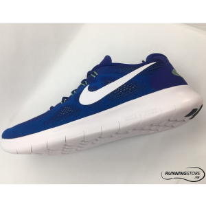 Nike Free RN 17 - Deep Royal Blue/White/Soar/ghost green 880839-401