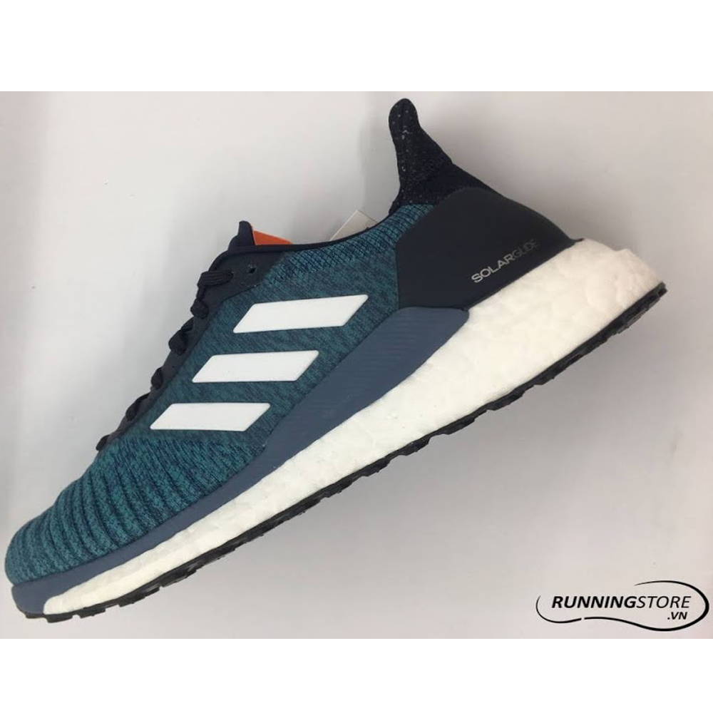 Adidas Solar Glide - Legend Ink / Running White / High Res - AQ0332