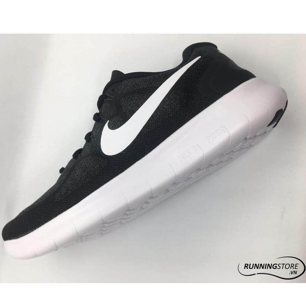 Nike Free RN 17 -Black/White/Dark Grey 880839-001