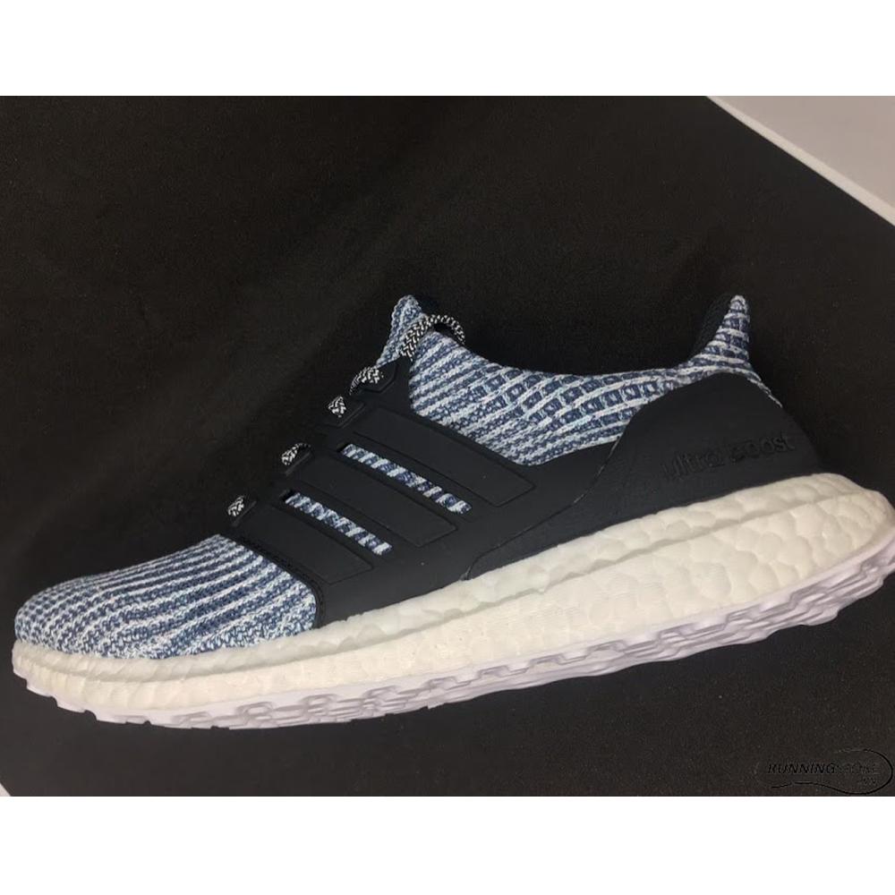 Adidas UltraBoost Parkley - Cloud White/ Carbon / Blue Spirit - BC0248