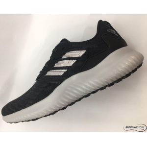 Adidas Alphabounce RC - Core Black/Silver Metalic/Grey Five - DA9768
