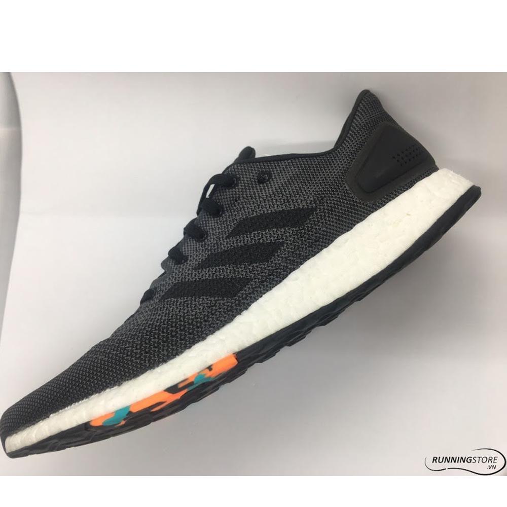 Adidas Pureboost DPR - Core Black/ Core Black / Grey - CM8315