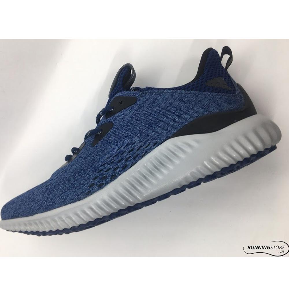 Adidas AlphaBounce EM - Collegiate Navy / Utility Black / Mystery Blue