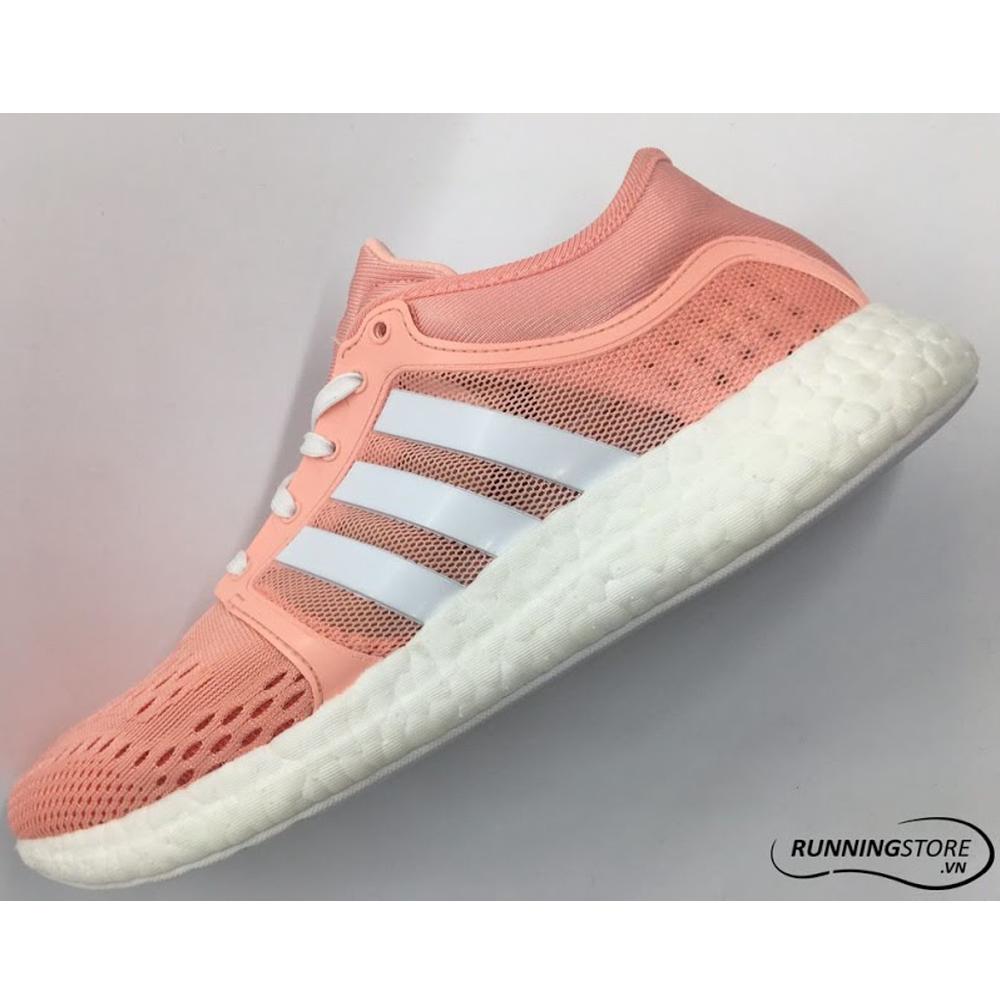 Adidas CC Rocket Boost - White / Pink / White - CG2758