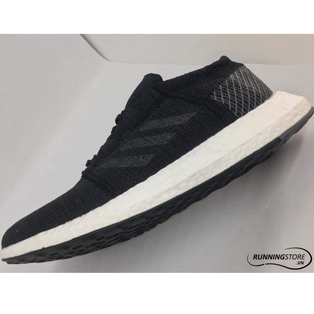 Adidas PureBoost Go - Core Black / Grey / Grey - AH2319