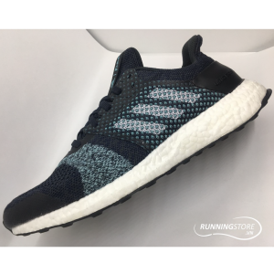 Adidas Ultraboost ST Parley - Legend Ink / Clear Mint / Hi-Res Aqua - AC7586