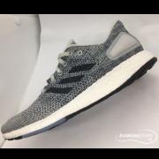 Adidas Pureboost DPR- Grey/ Cloud White/ Raw Grey CM8322