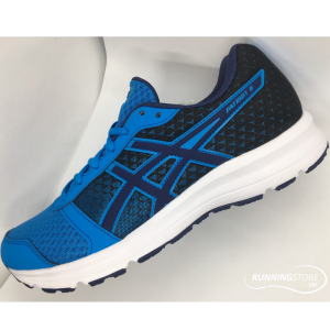 Asics Patriot 8- Imperial Indigo Blue/ White T619N-4549