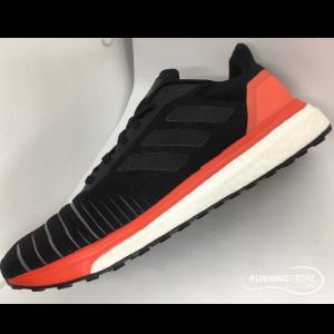 Adidas Solar Driver - Core Black / Core Black / Hi Res Red AC8134