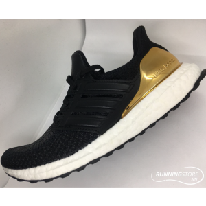Adidas Ultraboost LTD- Gold Medal/ Black/ White BB3929
