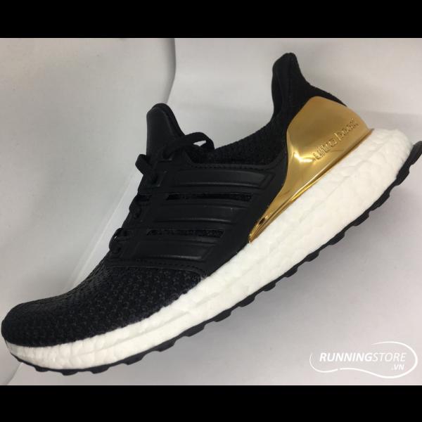 Adidas Ultraboost LTD- Gold Medal/ Black/ White BB3929