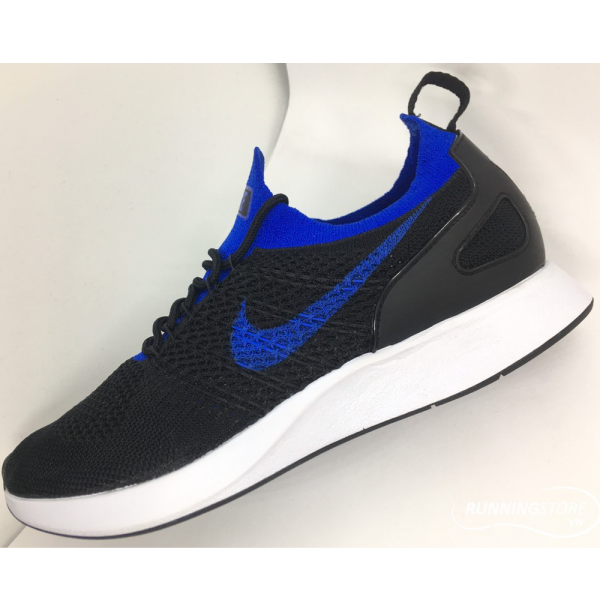 Nike Air Zoom Mariah Flyknit- Racer Black/ Royal Blue 918264-013