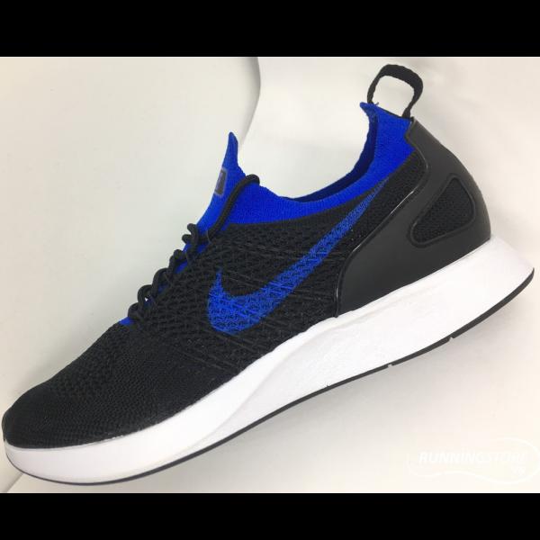 Nike Air Zoom Mariah Flyknit- Racer Black/ Royal Blue 918264-013