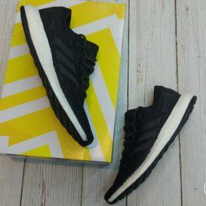 Adidas Pureboost - Core Black/ Dark/ Solid Grey CP9326