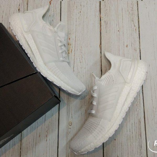Adidas Ultraboost 2019 - Cloud White / Cloud White / Core Black-G54008