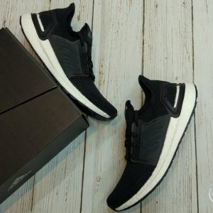 Adidas Ultraboost 2019 - Core Black / Core Black/ Cloud White-G54009