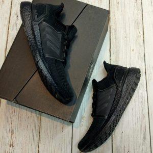 Adidas Ultraboost 2019 - Core Black/Core Black / Core Black- G27508