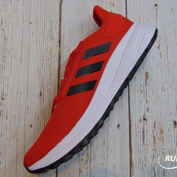 Adidas Duramo 9 - Active Red / Core Black / Cloud White - F34492