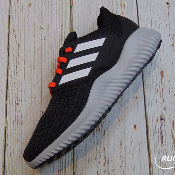 Adidas Alphabounce RC 2- Carbon/ Cloud White/ Core Black - AQ0589
