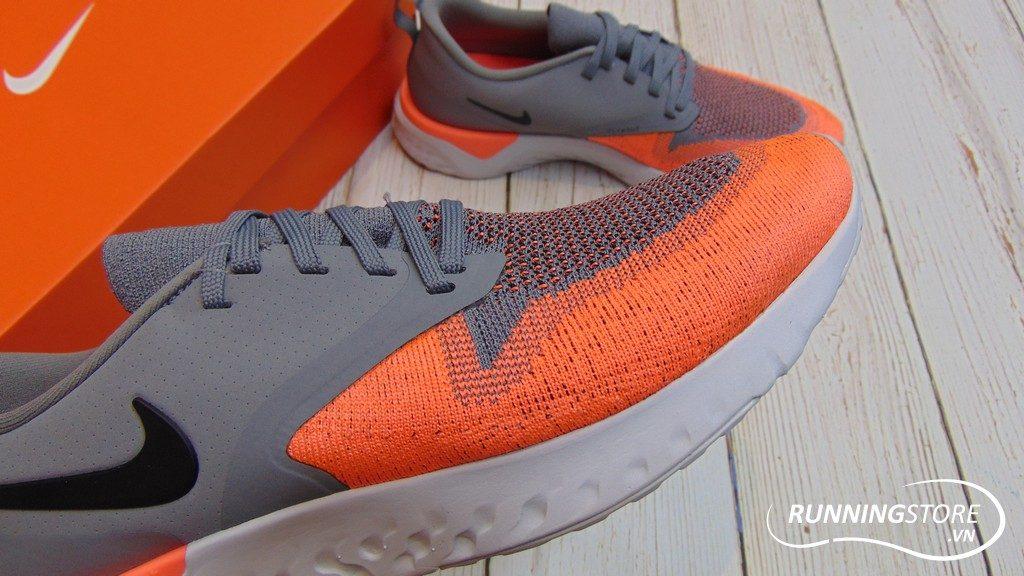 Nike Odyssey React Flyknit 2 - Indigo Force/ White/ Blue- AH1016-004
