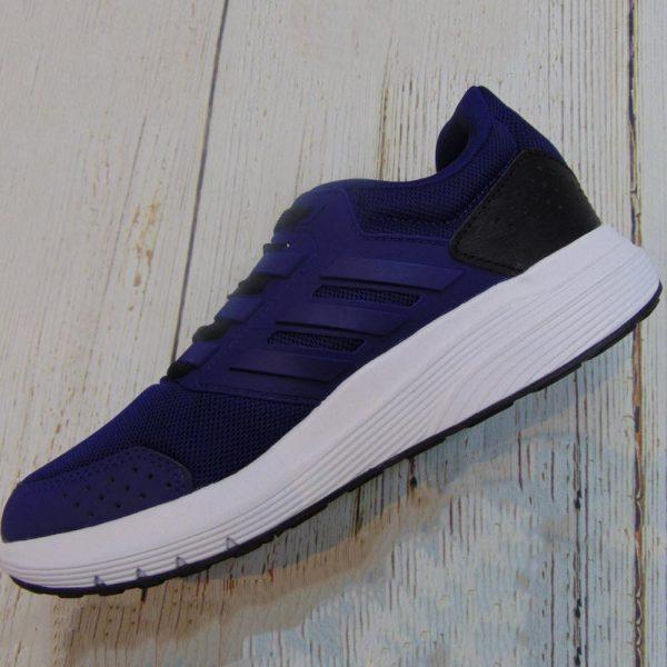 giày chạy bộ ADIDAS GALAXY 4 – DARK BLUE/ DARK BLUE/ CORE BLACK – F36159