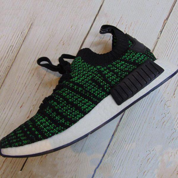 giày chạy bộ nam Adidas NMD R1 Primeknit, AQ0936