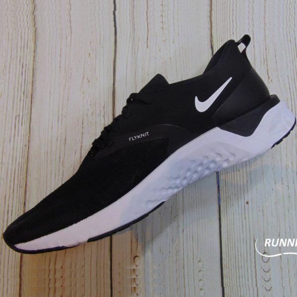 giày chạy bộ Nike Odyssey React 2 Flyknit- Black AH1015-010