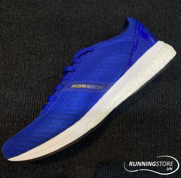 Adidas Boston 8 - Collegiate Royal / Gold Metallic / Cloud White - G28859
