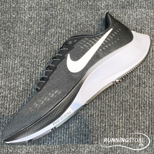 Nike Air Zoom Pegasus 37- Black/ White BQ9646-002