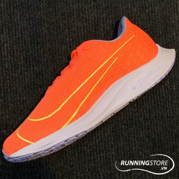 Nike Zoom Rival Fly 2 Women's Running Shoe- White/ Crimson CJ0509-800