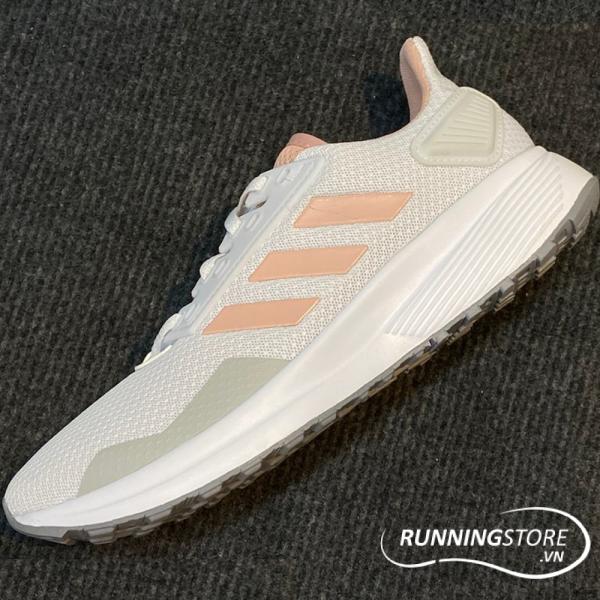 Adidas Duramo 9 W - Grey / Pink - EG2938
