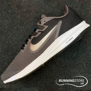 Nike DownShifter 9 - Thunder Grey/ MTLC Pewwter-Black Gris Tonnerre/ Noir - AQ7481-008