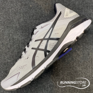 Asics GT-2000 7 Wide - Mid Grey/Black - 1011A159-021