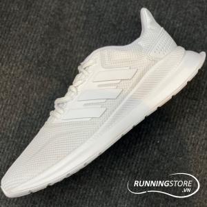 Adidas Runfalcon- Forward White/White/ Core Black - F36215